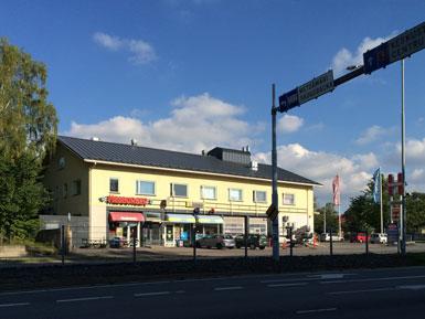 Hesburger Turku Kastu Drive-in