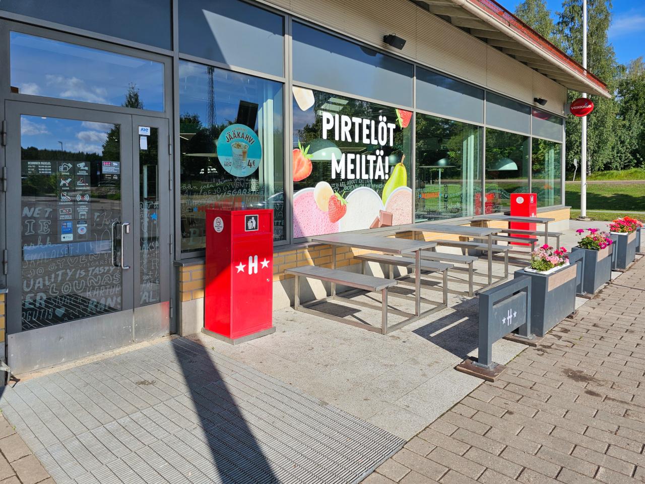Hesburger Linja-Autoasema