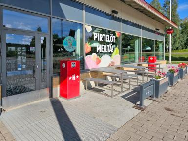 Hesburger Vantaa Ilola