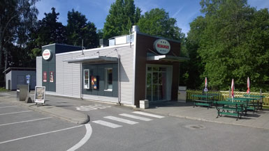 Hesburger Espoo Vermonportti Drive-in