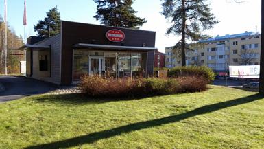 Hesburger Lahti Salpausselkä Drive-in