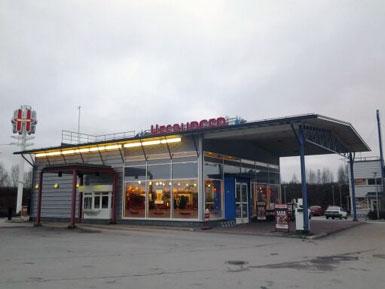 Hesburger Mikkeli Ratakatu Neste Express Drive-in