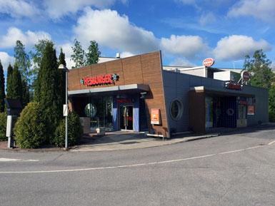 Hesburger Espoo Espoonlahti Drive-in