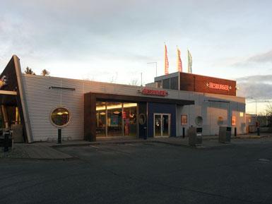 Hesburger Vantaa Jumbo Drive-in