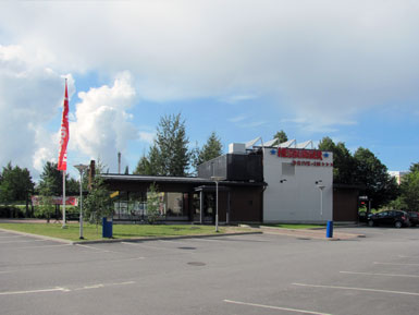 Hesburger Vaasa Hietalahti Drive-in
