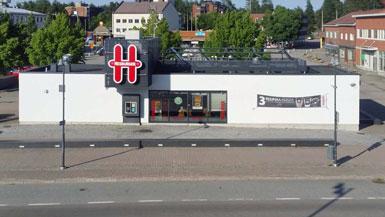 Hesburger Kankaanpää Tori Drive-in