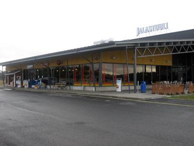 Hesburger Kurikka Jalasjärvi Neste