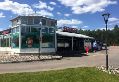 Hesburger Turku Alakyläntie Drive-in