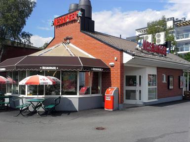 Hesburger Loimaa Drive-in
