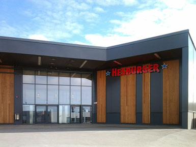 Hesburger Vaasa GW Galleria