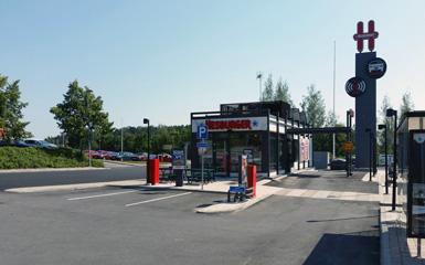 Hesburger Turku Hirvensalo Moikoinen Drive-in