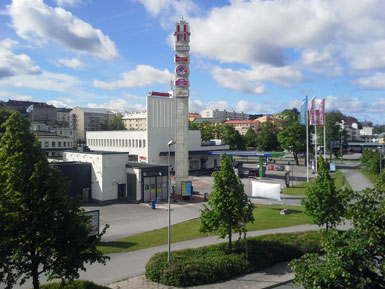 Hesburger Turku Linja-autoasema Neste Express Drive-in
