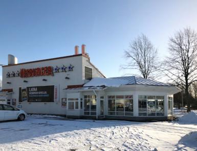 Hesburger Rauma Nortamonkatu Drive-in