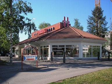 Hesburger Järvenpää Helsingintie Drive-in