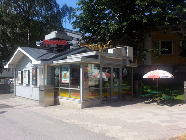 Hesburger Turku Hämeenkatu